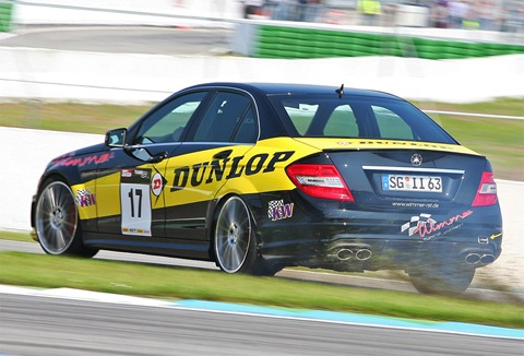 Wimmer-RS-Mercedes-C63-AMG-Dunlop-5
