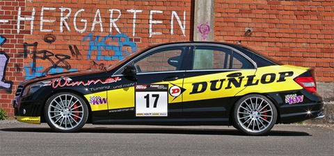 Wimmer-RS-Mercedes-C63-AMG-Dunlop-7