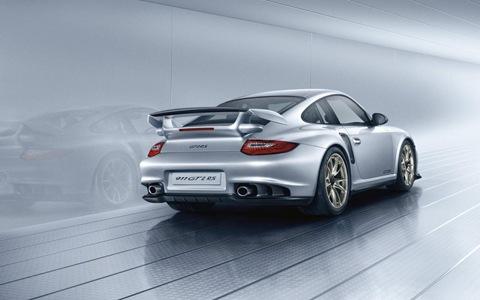 2011 Porsche 911 GT2 RS 16