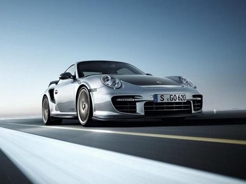 2011 Porsche 911 GT2 RS 4