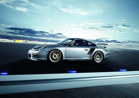 2011 Porsche 911 GT2 RS 5