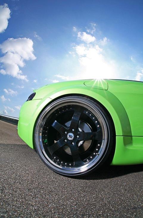 CLP Automotive MR 600 GT 10