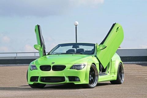 CLP Automotive MR 600 GT 13