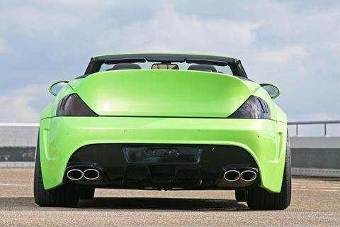 CLP Automotive MR 600 GT 3
