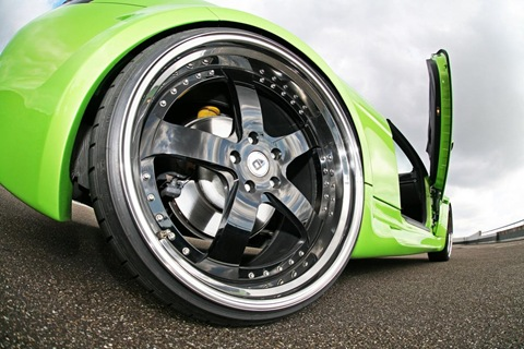 CLP Automotive MR 600 GT 4