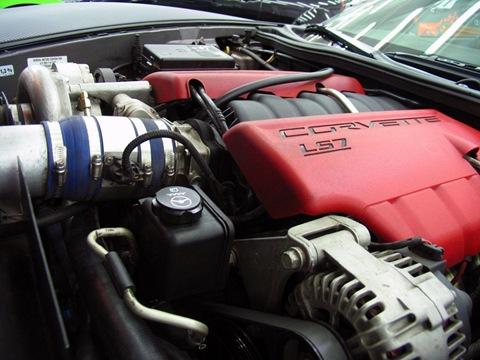 Corvette ZO6 tuned by Romeo Ferraris 12