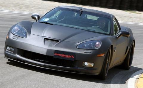 Corvette ZO6 tuned by Romeo Ferraris 23