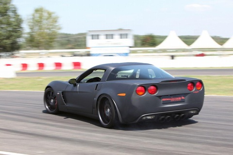 Corvette ZO6 tuned by Romeo Ferraris 28