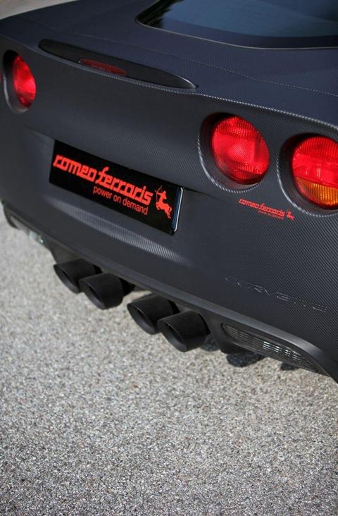 Corvette ZO6 tuned by Romeo Ferraris 2