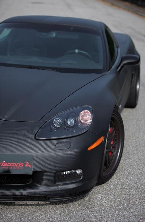 Corvette ZO6 tuned by Romeo Ferraris 7