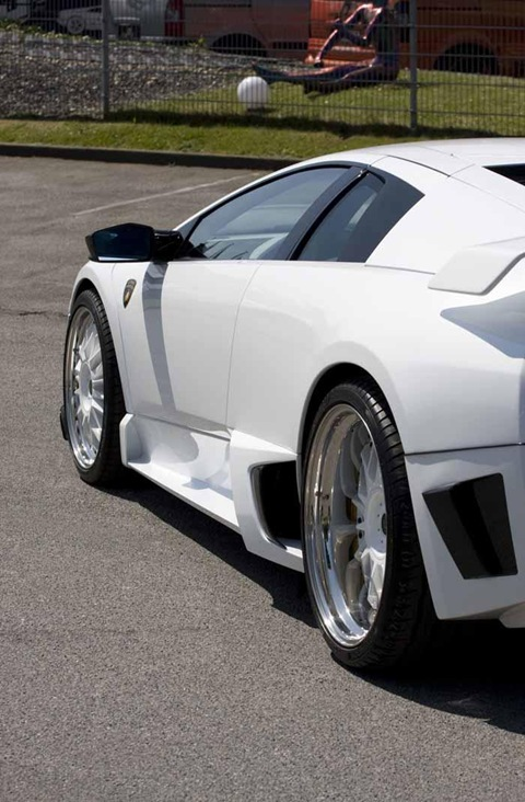Lamborghini LP 640 by JB Car Design 7