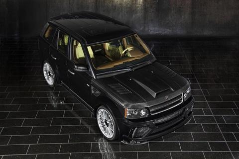 Mansory Range Rover Sport 12