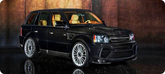 Mansory Range Rover Sport 17