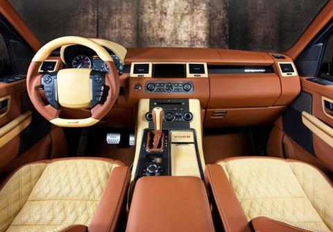 Mansory Range Rover Sport 5