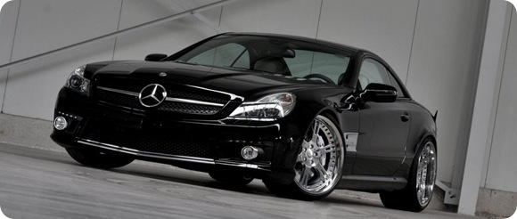 Mercedes-Benz SL65 AMG Wheelsandmore 5