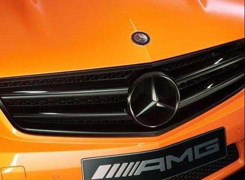 Mercedes Concept 358 based on C63 AMG 4