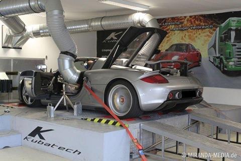 Porsche Carrera GTStage II by Kubatech 1