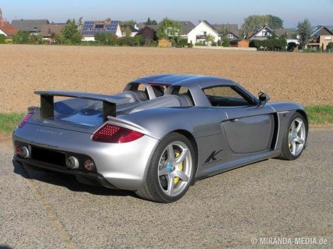 Porsche Carrera GTStage II by Kubatech 4