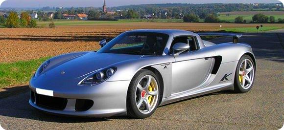 Porsche Carrera GTStage II by Kubatech