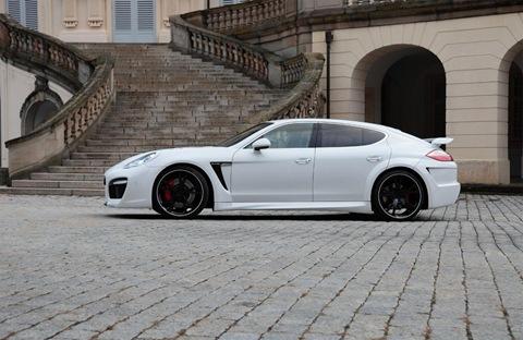 TECHART GrandGT based on Porsche Panamera 6