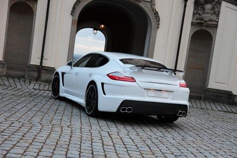 TECHART GrandGT based on Porsche Panamera 7