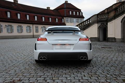 TECHART GrandGT based on Porsche Panamera 8