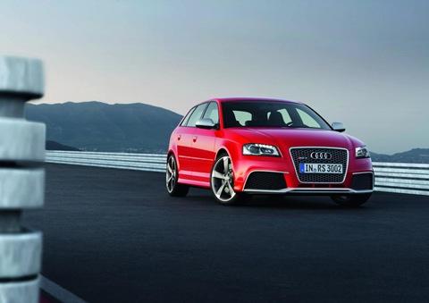 2012 Audi RS 3 Sportback 10