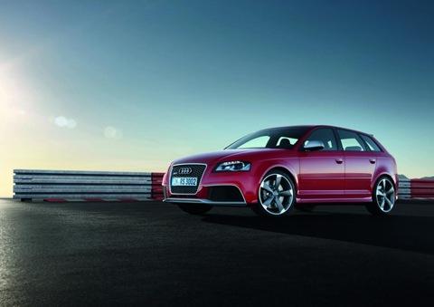 2012 Audi RS 3 Sportback 13