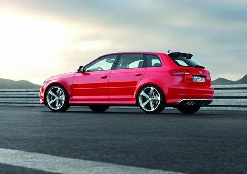 2012 Audi RS 3 Sportback 14