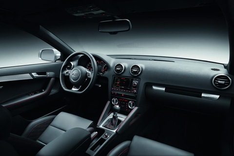 2012 Audi RS 3 Sportback 30