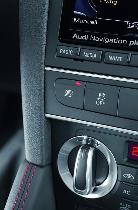 2012 Audi RS 3 Sportback 36