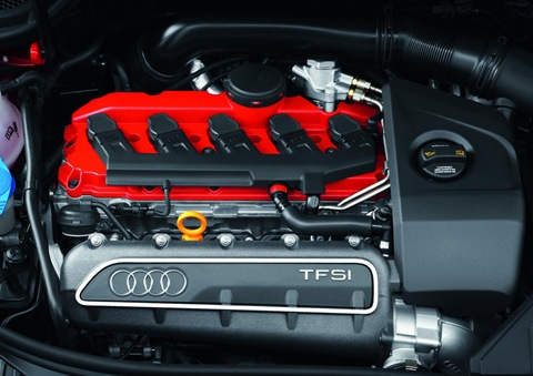 2012 Audi RS 3 Sportback 40