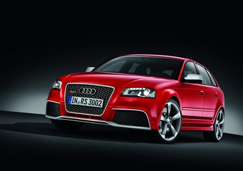 2012 Audi RS 3 Sportback 4