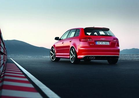 2012 Audi RS 3 Sportback 9