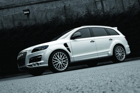 Audi Q7 by Project Kahn 2