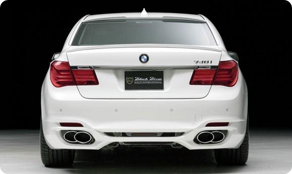 BMW 7-Series F01  F02 by Wald International 13