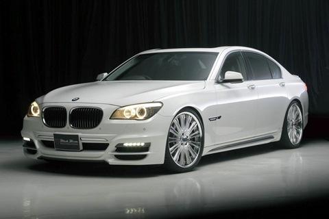 BMW 7-Series F01  F02 by Wald International 1