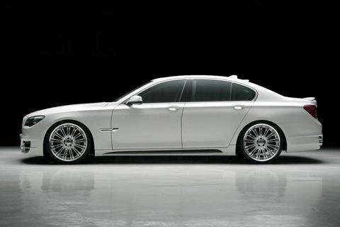 BMW 7-Series F01  F02 by Wald International 7