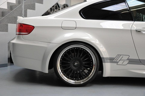 BMW M3 E92 Widebody by Prior Design 7