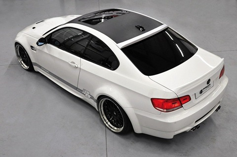 BMW M3 E92 Widebody by Prior Design 8