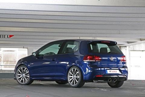 Golf VI R tuned by MR Car Design 6