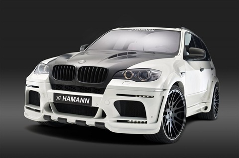 HAMANN Flash EVO M based on BMW X5 M 10