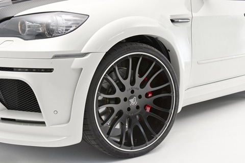 HAMANN Flash EVO M based on BMW X5 M 11