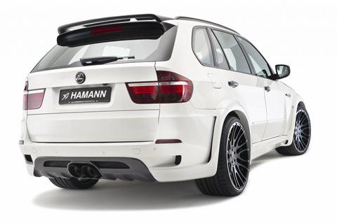 HAMANN Flash EVO M based on BMW X5 M 12