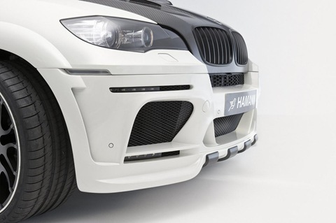 HAMANN Flash EVO M based on BMW X5 M 13