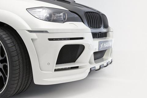 HAMANN Flash EVO M based on BMW X5 M 13