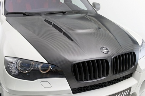 HAMANN Flash EVO M based on BMW X5 M 15