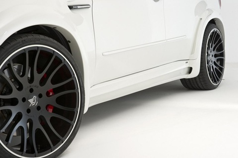 HAMANN Flash EVO M based on BMW X5 M 16