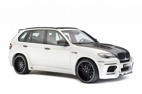 HAMANN Flash EVO M based on BMW X5 M 1