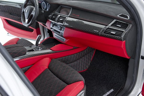 HAMANN Flash EVO M based on BMW X5 M 22